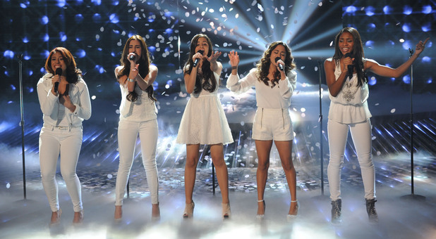 'The X Factor' Top 12 perform: Fifth Harmony