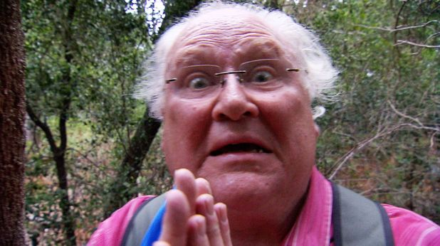 Colin Baker, Jungle Run challenge as part of Team Snake Rock