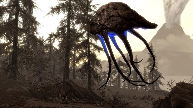'Skyrim: Dragonborn' screenshot