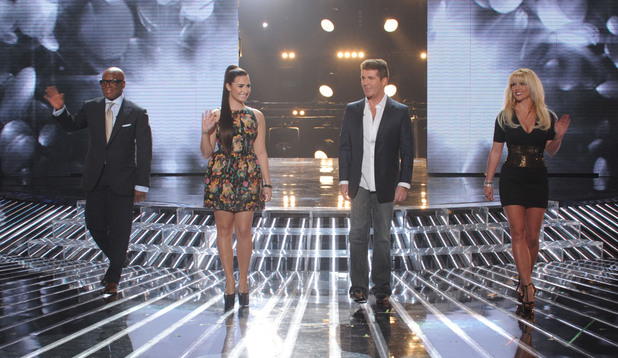 'The X Factor' Top 12 perform: The judges