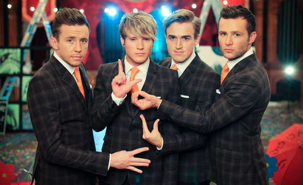 McFly: Love Is Easy images
