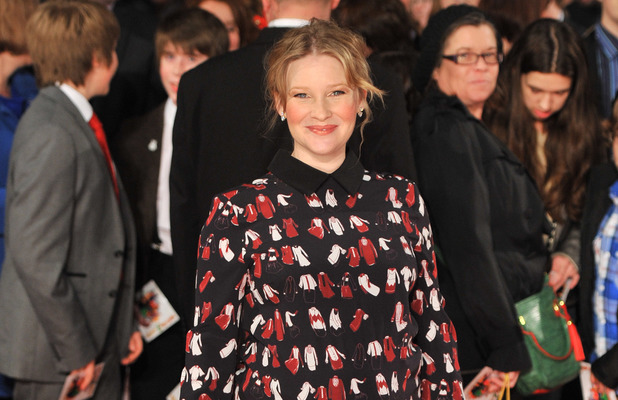 Joanna Page arriving at the Nativity 2 World Premiere held at the Empire, Leicester Square. (13/11/2012)