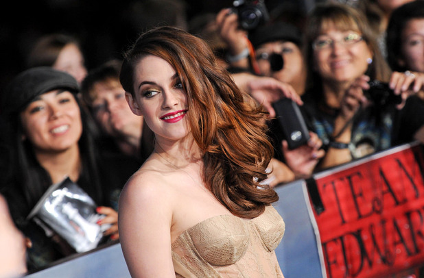Breaking Dawn: Part 2 premiere - Kristen Stewart