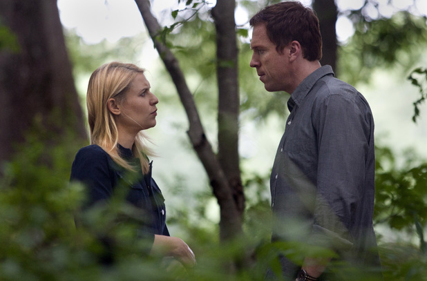 Homeland S02E07: 'The Clearing'