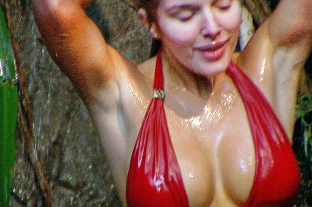 Helen Flanagan, I'm a celebrity, bikini