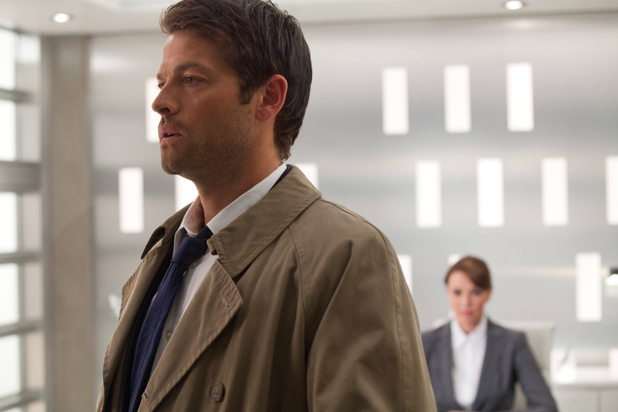 Supernatural S08E07: 'A Little Slice of Kevin'