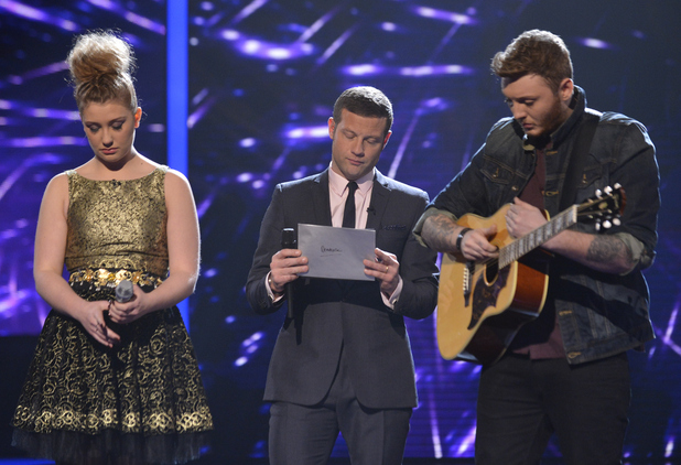 Dermot, James and Ella