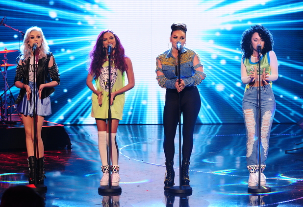 Little Mix perform on BBC Children In Need