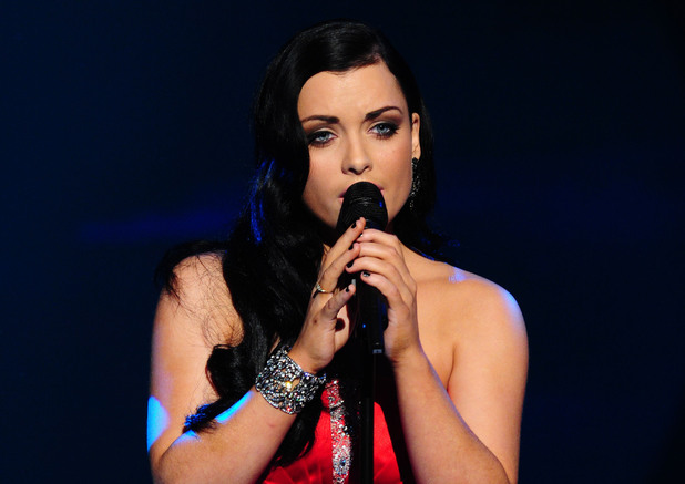 Shona McGarty performs live in Children in Need 2012