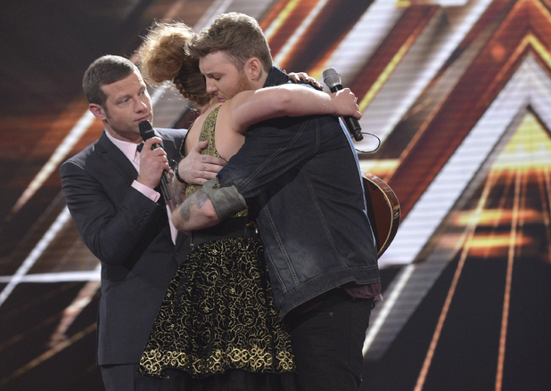 The X Factor: Ella and James