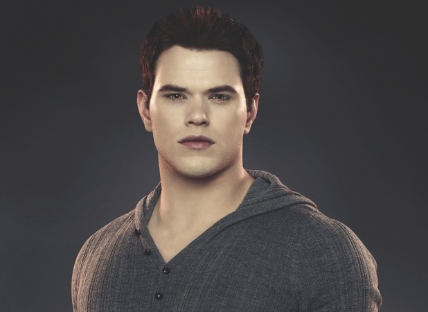 Kellan Lutz as Emmett Cullen in The Twilight Saga: Breaking Dawn Part 2