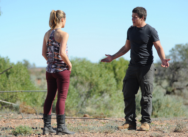 Brax and Natalie are at their wits end looking for Casey.