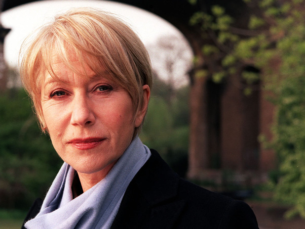 'Prime Suspect' TV 2003 Series 6 - 'The Last Witness' Helen Mirren who plays DS Jane Tennison