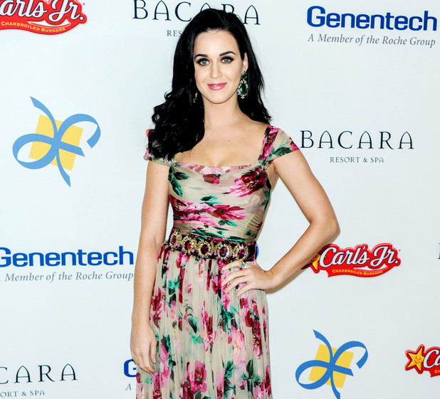 Katy Perry attends The 11th Annual Celebration of Dreams Gala, Los Angeles,