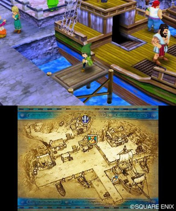 Image of 'Dragon Quest VII'