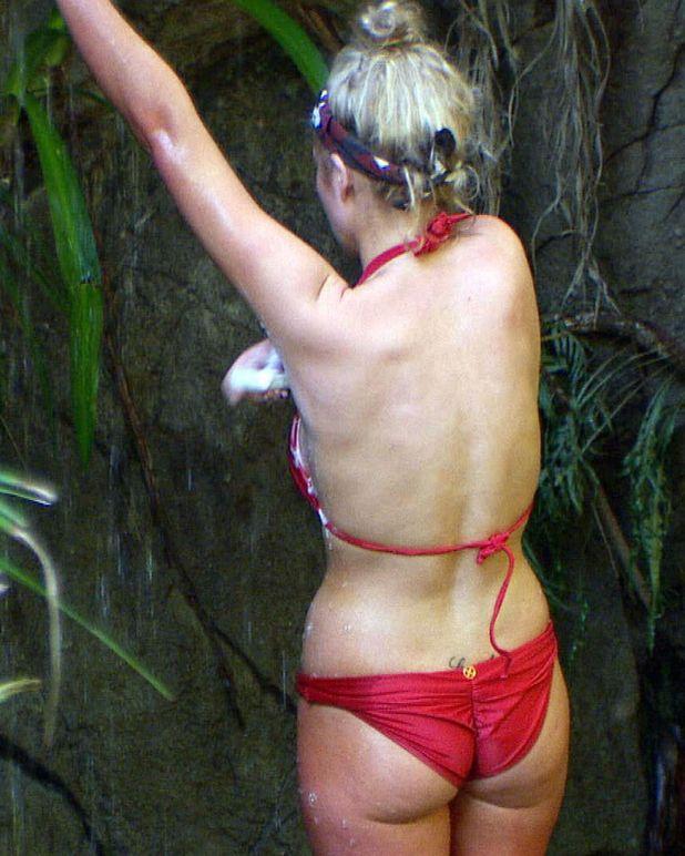 Helen Flanagan, bikini, I'm a Celebrity 2012