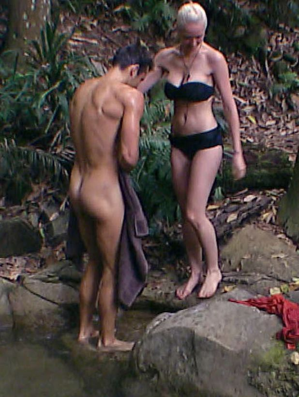 Top Buff bodies on I'm a Celebrity