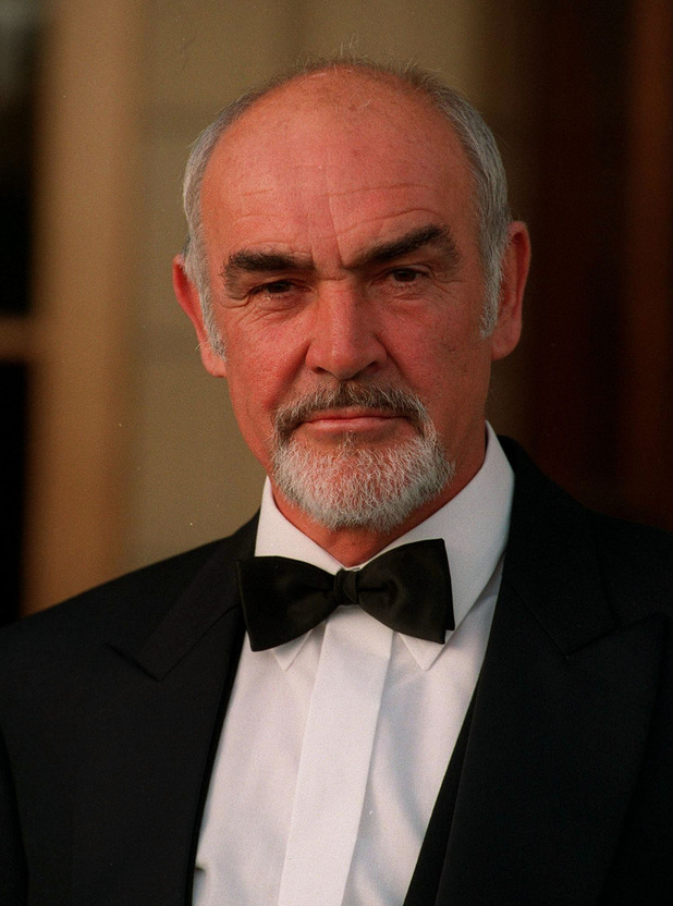 Sean Connery, 1990