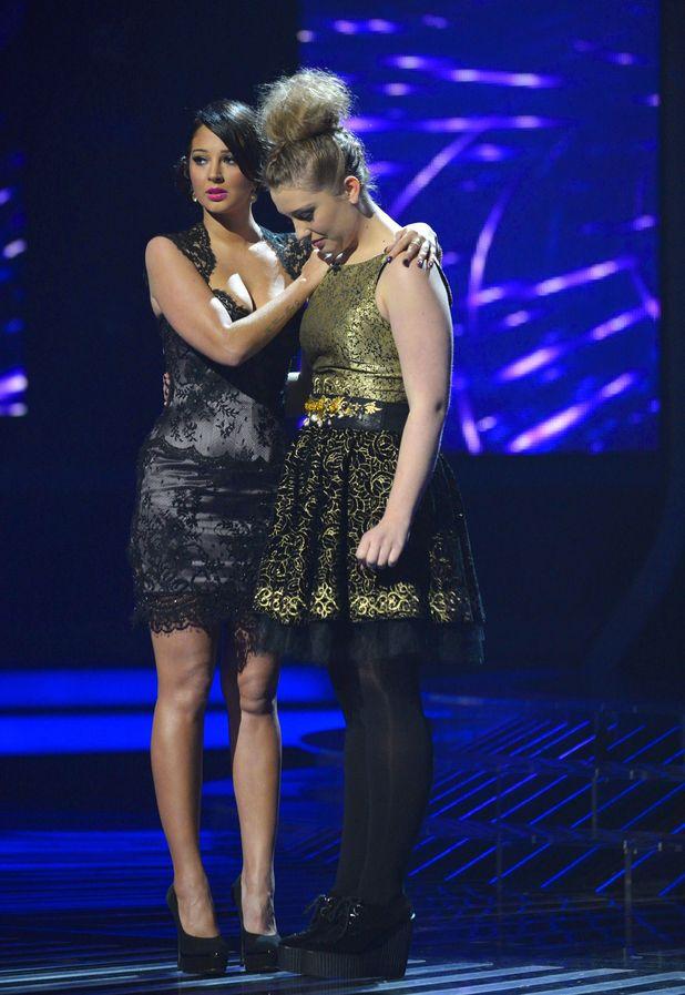Shock X Factor exits - pics