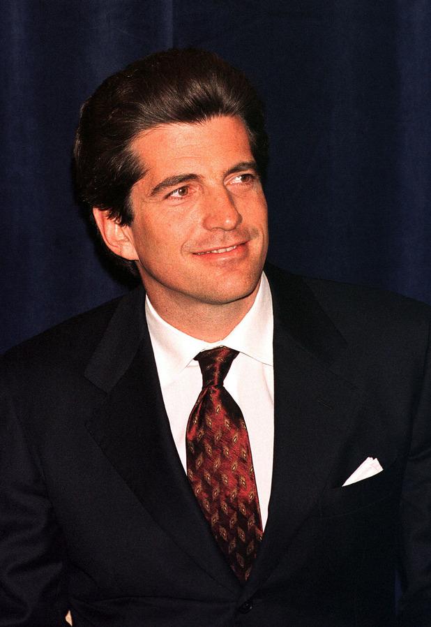 John F. Kennedy Jr., 1999