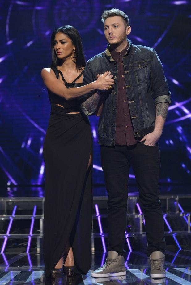 Nicole and James