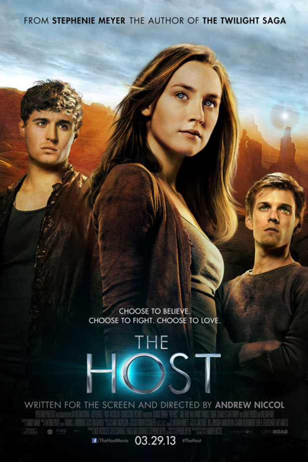 Stephenie Meyer&#39;s The Host poster