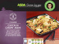 Chicken Jahmene will be available from Asda stores nationwide for one weekend.