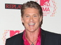 The Hoff talks new 'goofy' Dave sitcom