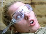 Helen Flanagan, I'm a celebrity, Bug Burial