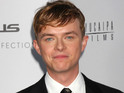 Dane DeHaan says new diet has him feeling more confident with his shirt off.