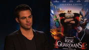 'Star Trek's Chris Pine talks to Digital Spy about voicing Jack Frost in 'Rise of the Guardians' and getting Jack Ryan advice from co-star Alec Baldwin.