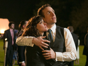 'I Give It A Year', Rafe Spall, Rose Byrne