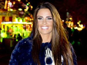Katie Price, Winter Wonderland