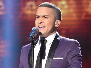 The X Factor Week 8: Jahmene