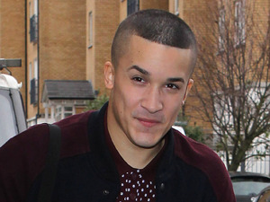 X Factor TV programme contestants at a studio in Battersea, London, Britain - 20 Nov 2012 Subhead: Jahmene Douglas