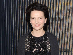 Juliette Binoche attends a screening of 'Another Womans Life' as part of The French Film Festival in Dublin.