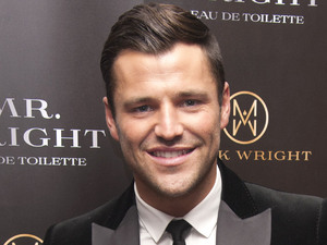 Mark Wright unveils his first fragrance collection featuring two scents, &#39;Mr Wright Pour Homme&#39; and &#39;Mrs Wright Pour Femme&#39; at the Soho Sanctum Hotel