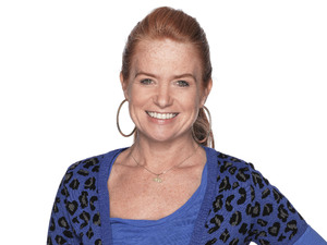 Patsy Palmer as Bianca Butcher in Eastenders.