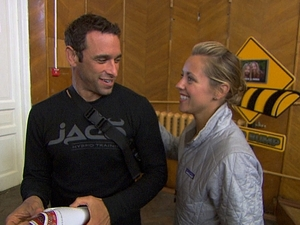 The Amazing Race 'We Was Robbed' - Ryan and Abbie