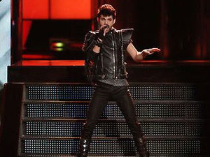 The Voice USA (Season 3, Episode 19) Live shows: Cody Belew