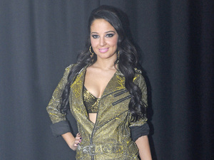 Miss Mode: Tulisa Contostavlos performing at London's G.A.Y nightclub London, England - 17.11.12 Credit Mandatory: Chris Jepson/WENN.com