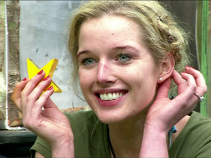 Miss Mode: Helen Flanagan is seen doing her fifth bush tucker trial Deadly Deliveries on 'I'm A Celebrity... Get me Out Of Here' shown on ITV1 HDEngland - 18.11.12 Supplied by WENN.comWENN does not claim any ownership including but not limited to Copyright or License in the attached material. Any downloading fees charged by WENN are for WENN's services only, and do not, nor are they intended to, convey to the user any ownership of Copyright or License in the material. By publishing this material you expressly agree to indemnify and to hold WENN and its directors, shareholders and employees harmless from any loss, claims, damages, demands, expenses (including legal fees), or any causes of action or  allegation against WENN arising out of or connected in any way with publication of the material.