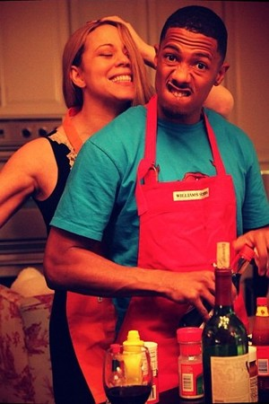Mariah Carey, Nick Cannon, twitter, thanksgiving