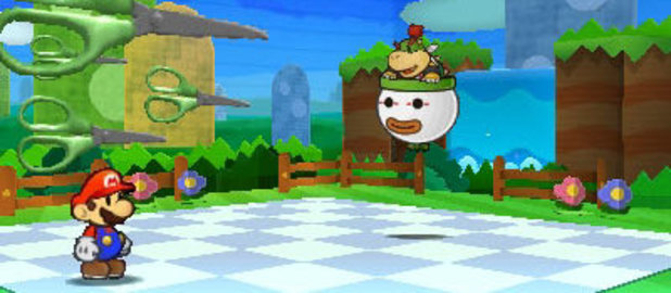 Paper Mario: Sticker Star (For 3DS)