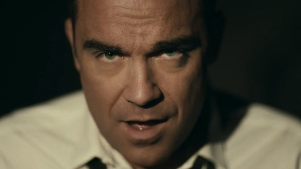 Robbie Williams 'Different' video