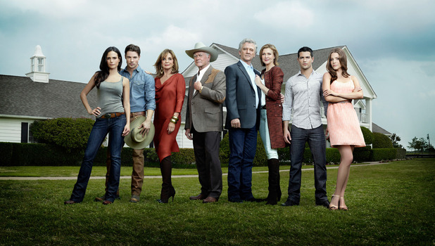 Dallas, new cast including Jesse Metcalfe