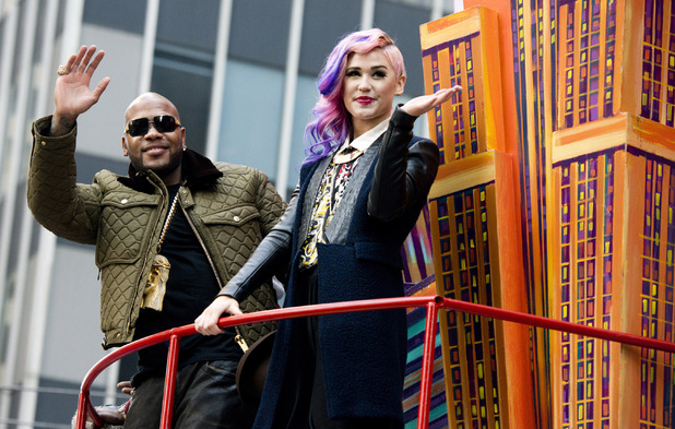 Flo Rida and Stayc Reigns