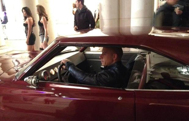'The Fast and the Furious 6' still
