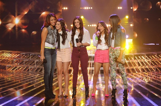 'The X Factor' USA, November 21 - Fifth Harmony