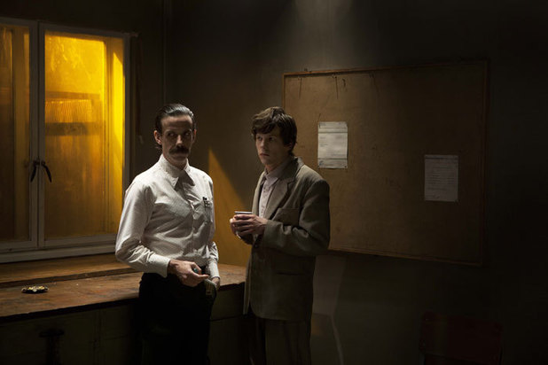 The Double, Jesse Eisenberg, Noah Taylor